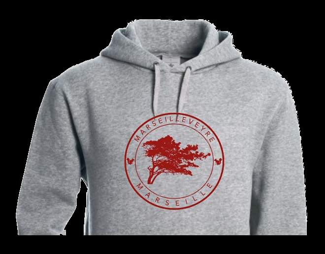 Sweat shirt Marseilleveyre